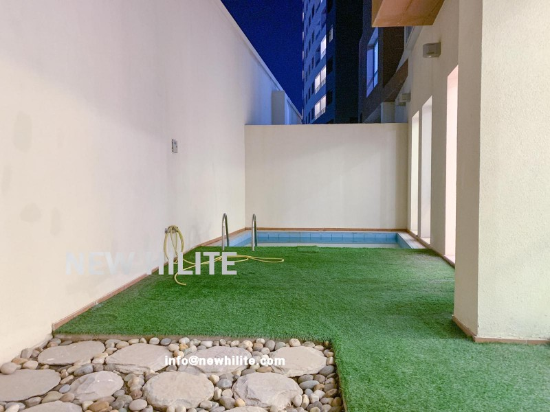 Modern Four Bedroom villa for Rent in Salmiya
