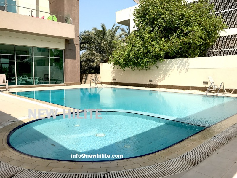 Beautiful Three Bedroom Apartment for Rent in Salmiya
