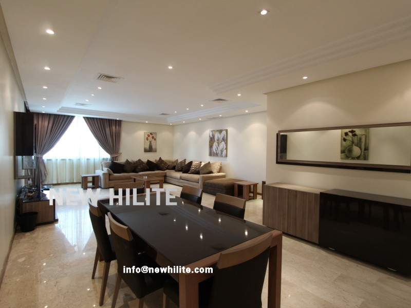 Fully Furnished 3 Bedroom Apartment in Salwa