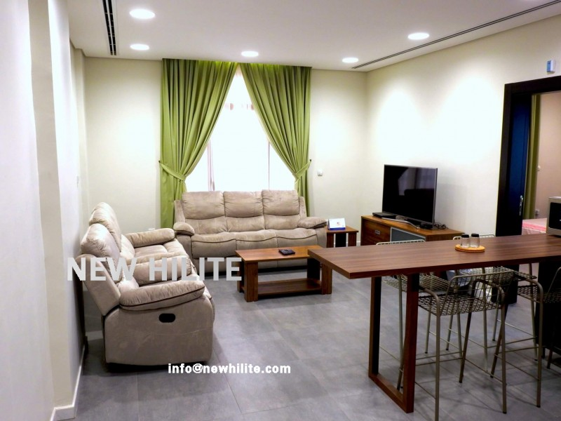 Fully Furnished One Bedroom Apartment for Rent in Salwa