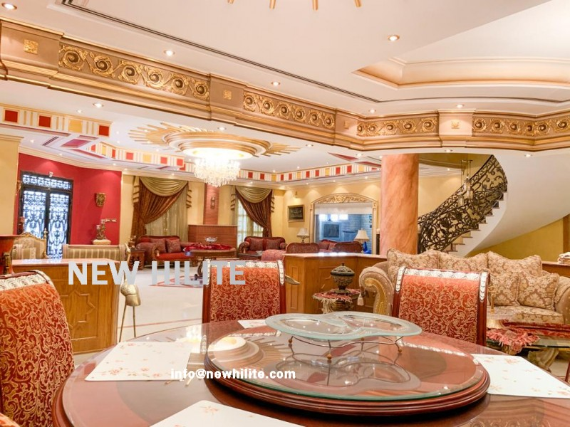 Fully Furnished House for Rent in Mishref
