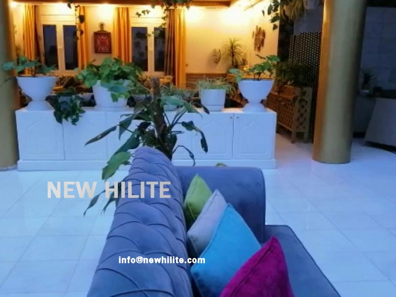 Luxury Eight Bedroom Villa for Rent in Saad Al Abdulla