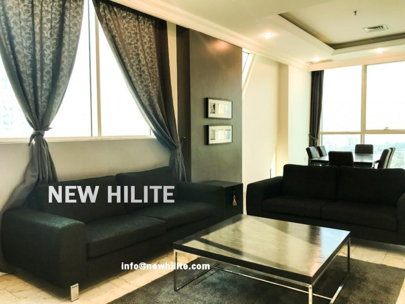 Brand New Furnished Two Bedroom Apartment in Shaab