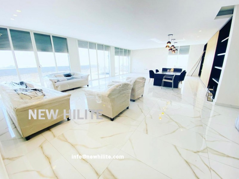 One Bedroom Sea view Penthouse in Salwa