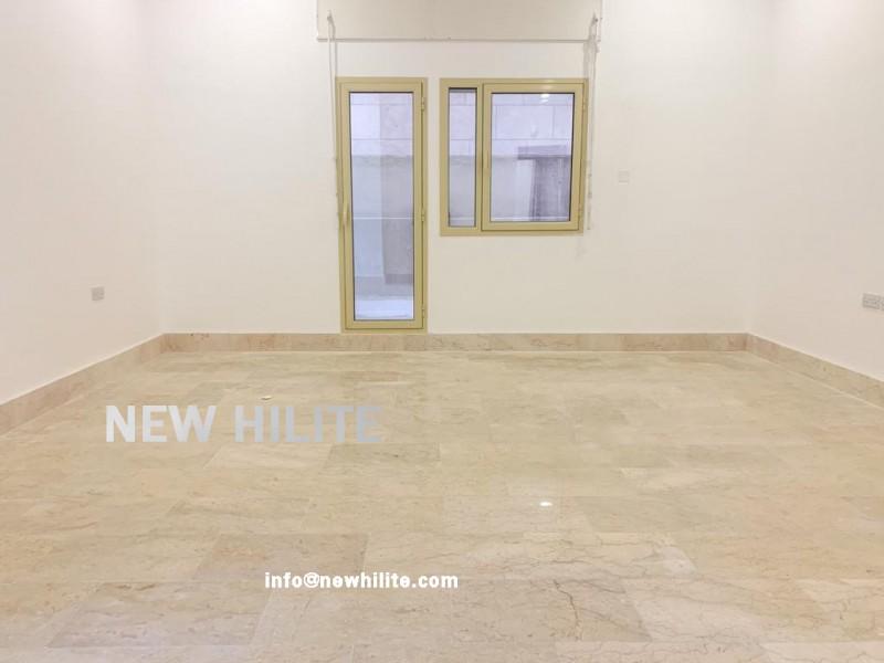 Brand new three bedroom apartment in a villa in Zahra