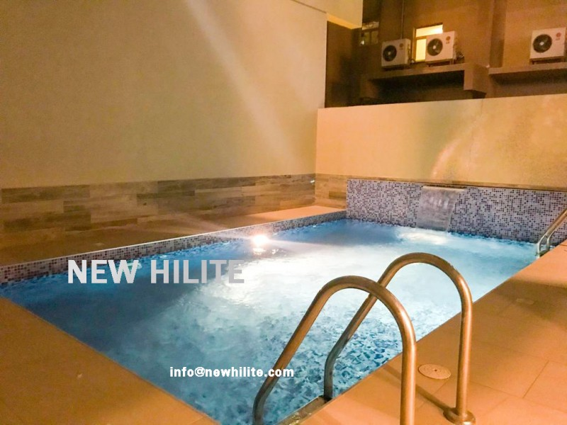 Furnished One Bedroom Apartment for rent in Salmiya
