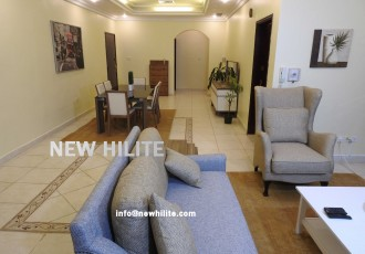 Furnished Three Bedroom Apartment in Salwa