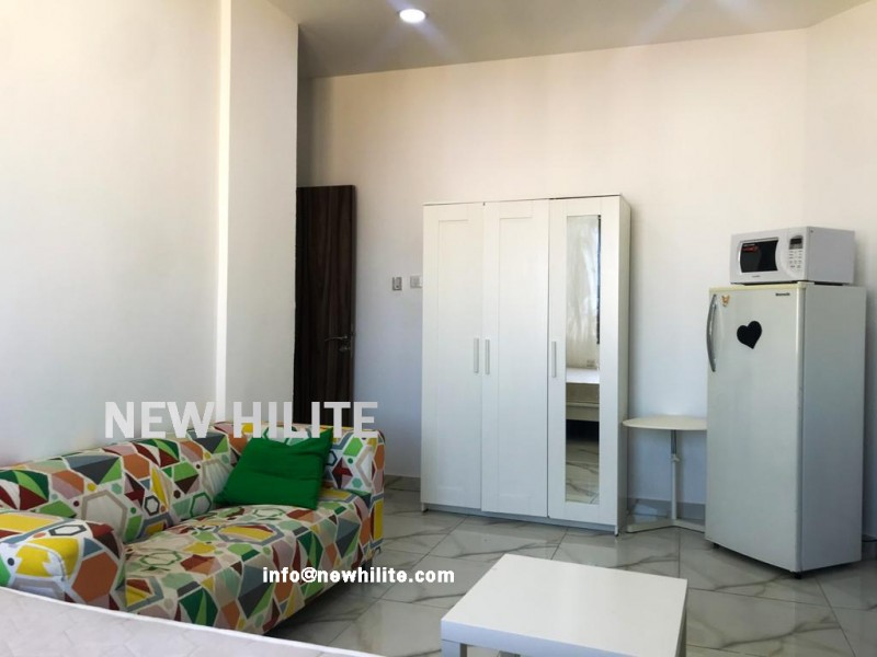 Fully Furnished Studio Apartment for Rent in Salmiya