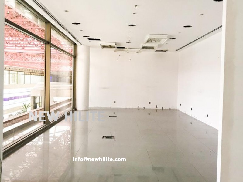 Commercial space in Salmiya,close to marina mall