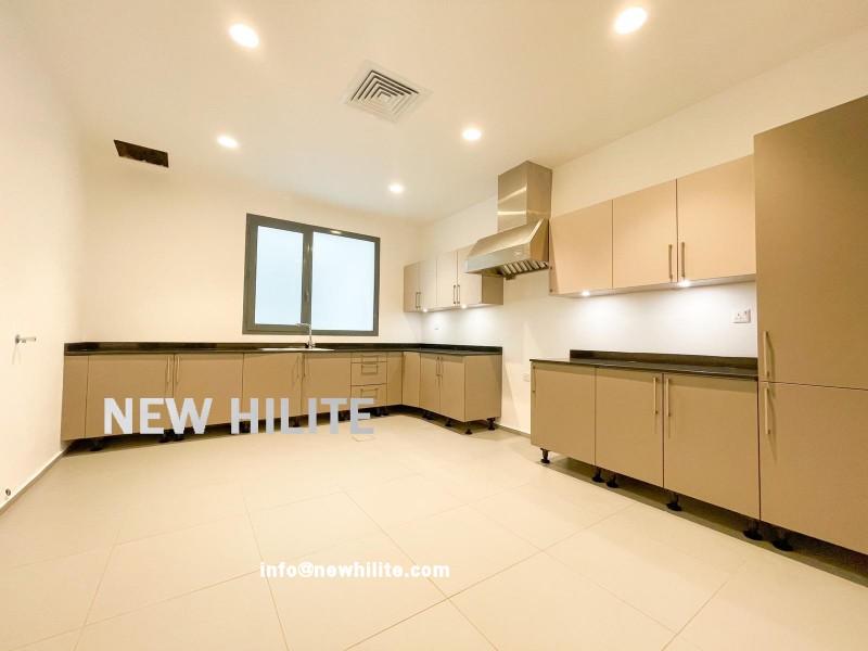 Four Bedroom Floor for Rent in Abu Fataira