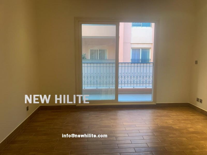 Three Bedroom full floor available for rent in Salwa