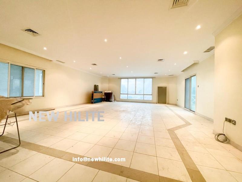 Three Bedroom Floor for Rent in Salwa