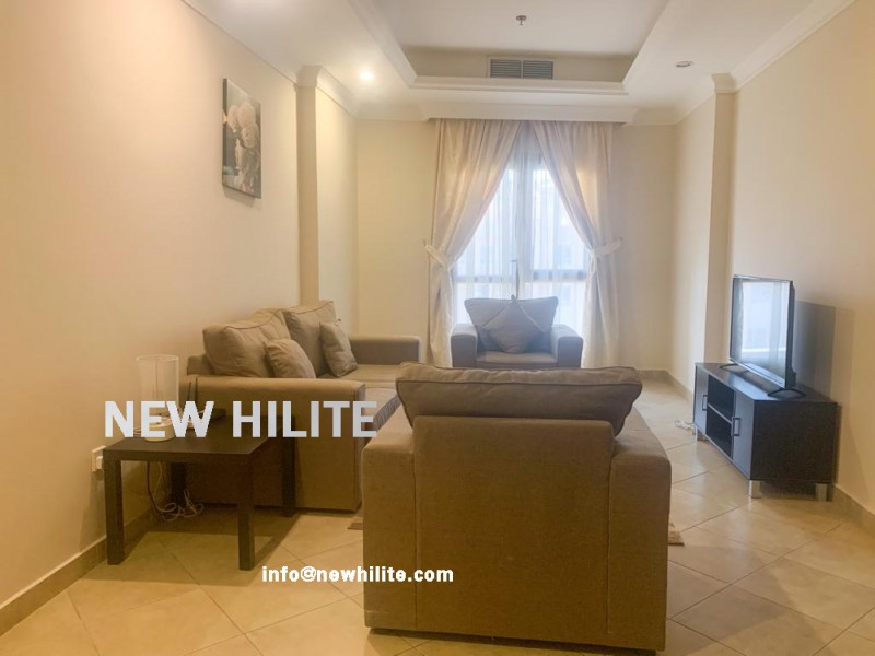 Furnished Apartment Available for Rent in Mahboula