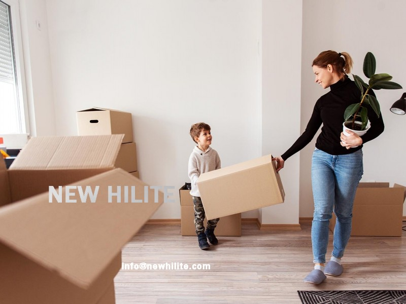 At NEWHILITE Housing, easy relocation solutions