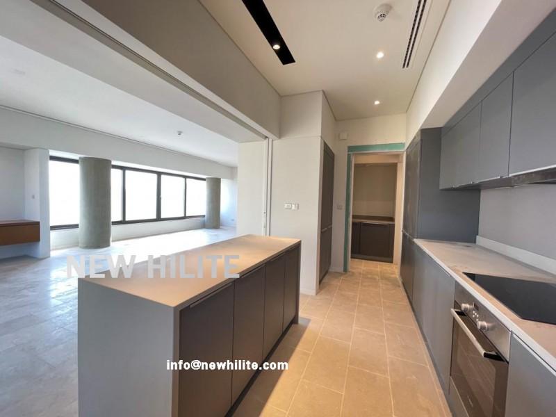 Two Bedroom Floor for rent in Bneid al Qar