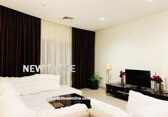 Brand New One Bedroom Furnished Apartment for Rent in Salmiya