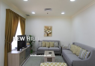 Fully Furnished Two Bedroom Apartment available in Salmiya