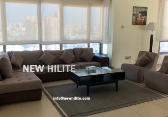 One Bedroom Furnished Apartment in Salmiya