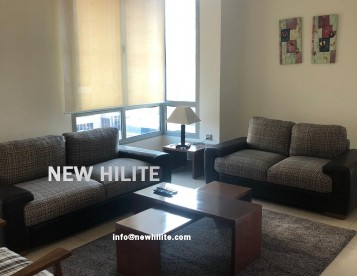 furnished two bedroom apartment for rent in salmiya (1)