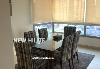 furnished two bedroom apartment for rent in salmiya (3)