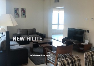 furnished two bedroom apartment for rent in salmiya (4)