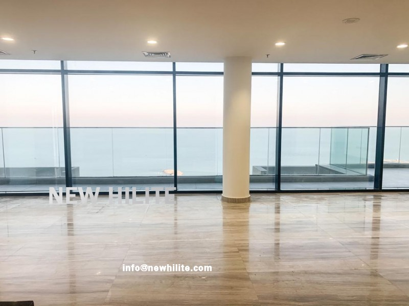 Three Bedroom Penthouse for Rent in Sabah al Salem