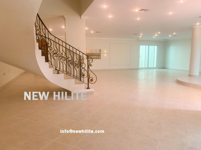 Huge Four Bedroom Villa for Rent in Abu Al Hassaniya
