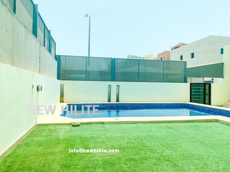 Four Bedroom Villa for Rent in Hateen
