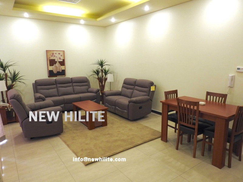 Fully Furnished 3 Bedroom Apartment for Rent in Salwa