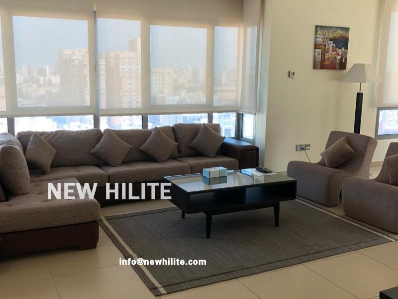 One Bedroom Furnished Apartment in Salmiya