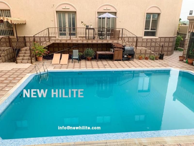 Three Bedroom Duplex for Rent in Fintas