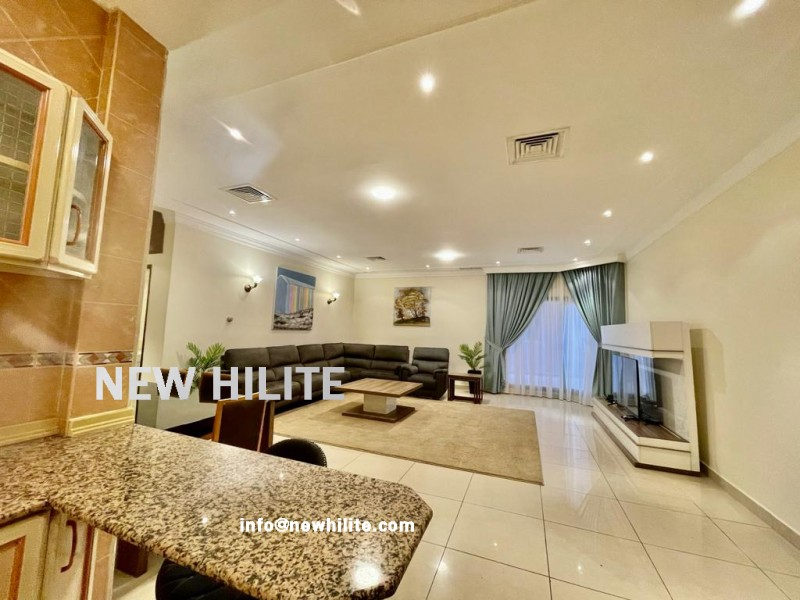 Fully Furnished Three Bedroom Apartment in Salwa