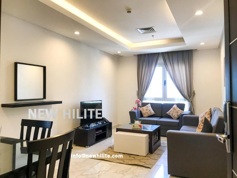 Two Bedroom Fully furnished Apartment in Salmiya